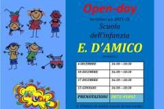 locandina_scuoleaperte_inf_damico20212022